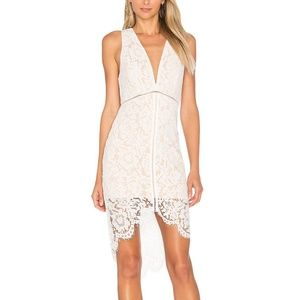 Astr  the Label  Caroline Sheth Lace dress